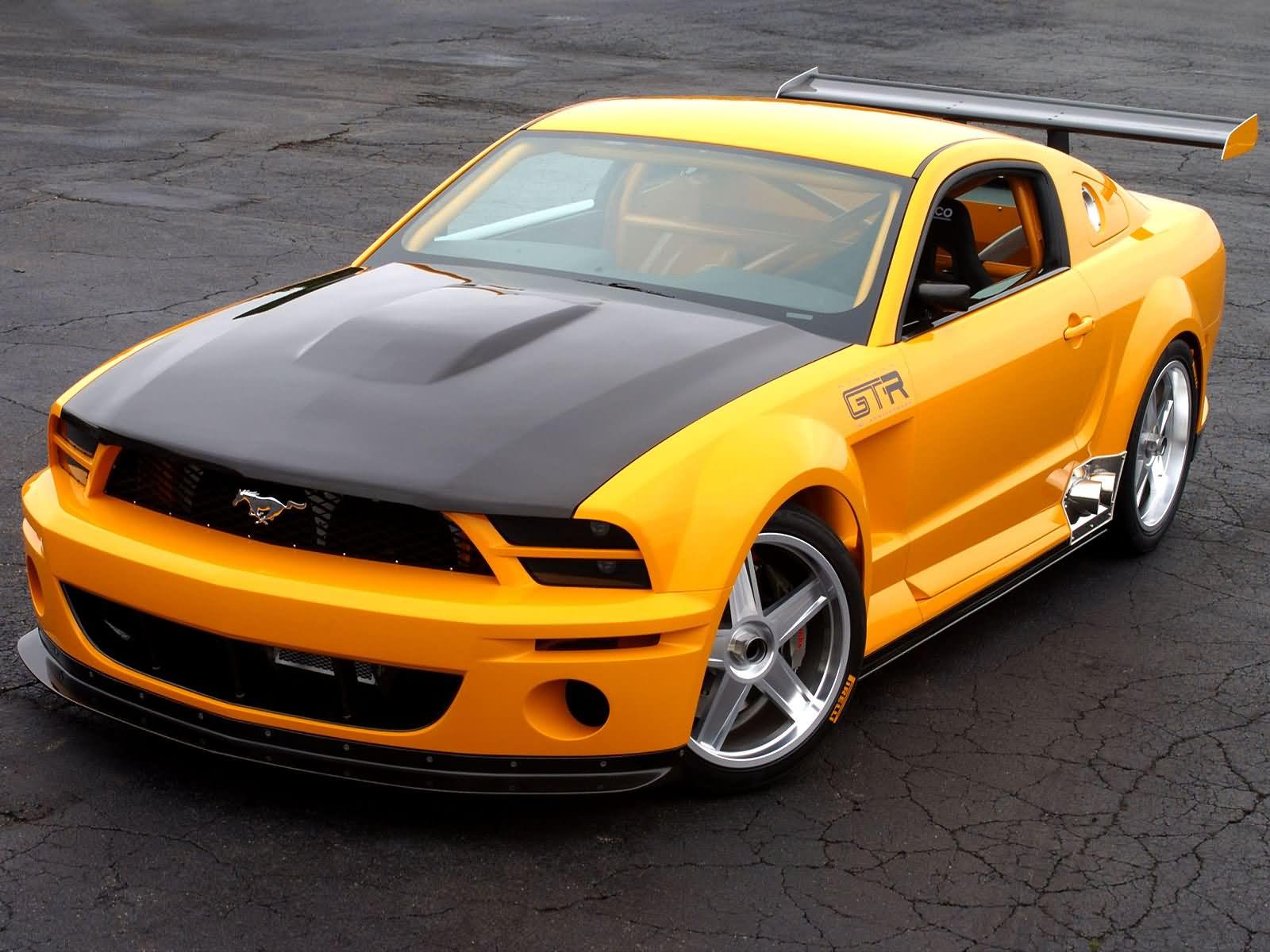 Mustang Gt Car Review