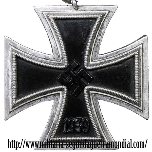 Cruz de hierro segunda clase de Souval