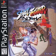 Super Compactado Street Fighter Alpha: Warriors' Dreams PS1
