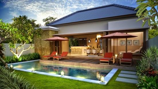 Desain rumah seperti villa tropis sangatlah pas untuk diaplikasikan di Indonesia, lantaran posisi indonesia ada di daerah tropis di mana banyak memiliki cahaya matahari penuh dari pagi hingga sore. Bagaimanakah mendesain rumah dengan memaksimalkan potensi iklim tropis