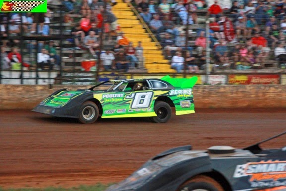 Winchester Speedway 7/3/2014 (Steven Luboniecki photo for Middle Tennessee Racing Scene)