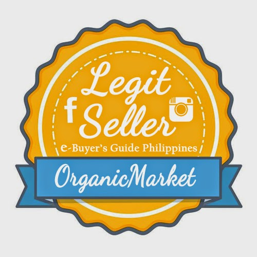 OrganicMarket Legit Seller Badge