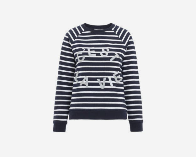 whistles stripe jumper