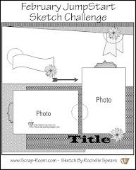 "February ""JumpStart"" Sketch Challenge"