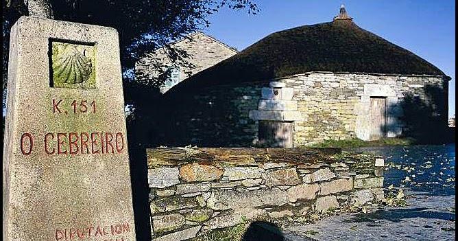 Lugares con encanto en espa a o cebreiro lugo galicia - Sitios con encanto cerca de madrid ...