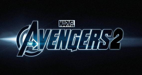 Avengers 2 movie logo