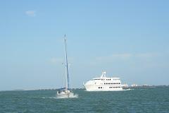 Sea Shell & The Big M Casino Ship