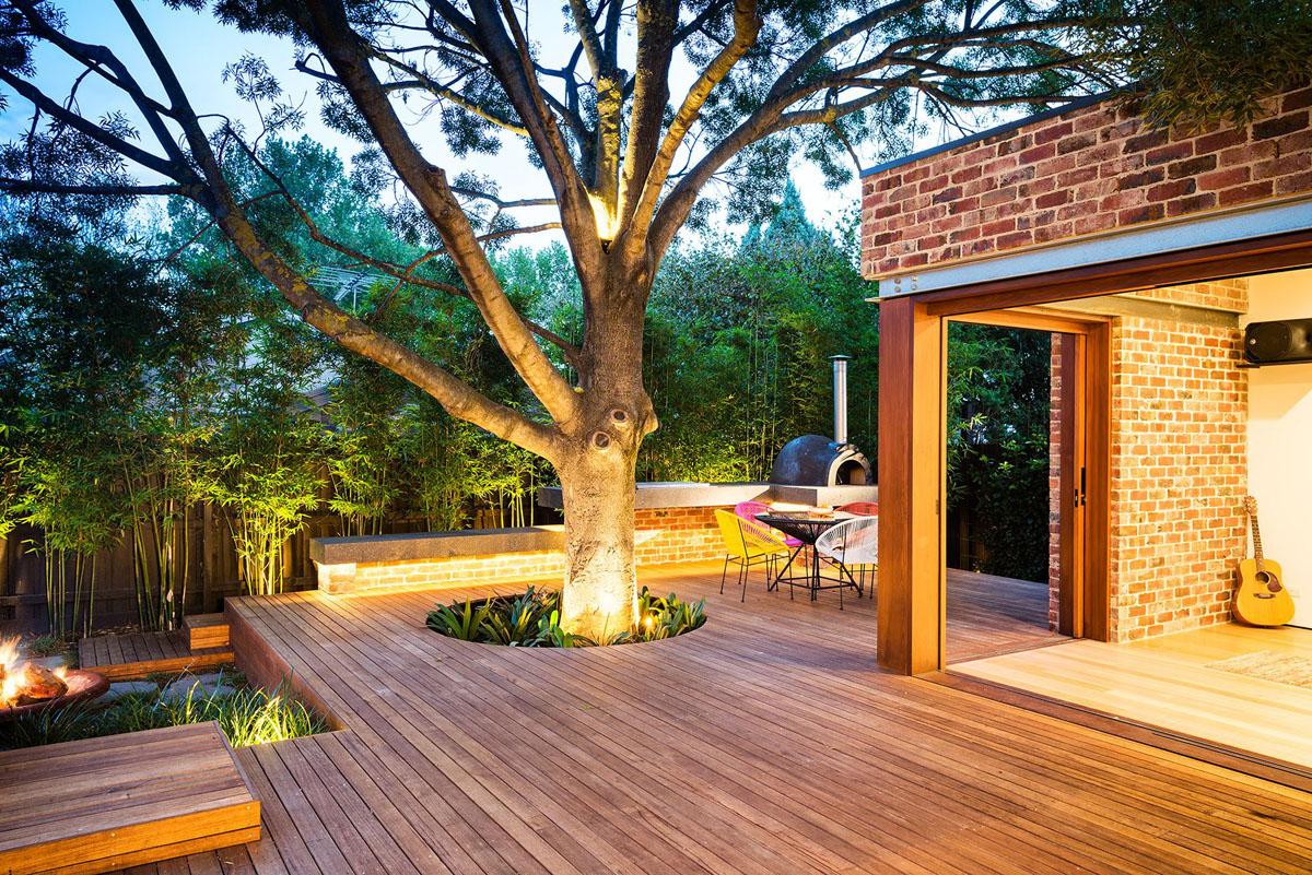 Idee Per Arredare Un Patio: Arredamento per balconi semplici idee ...