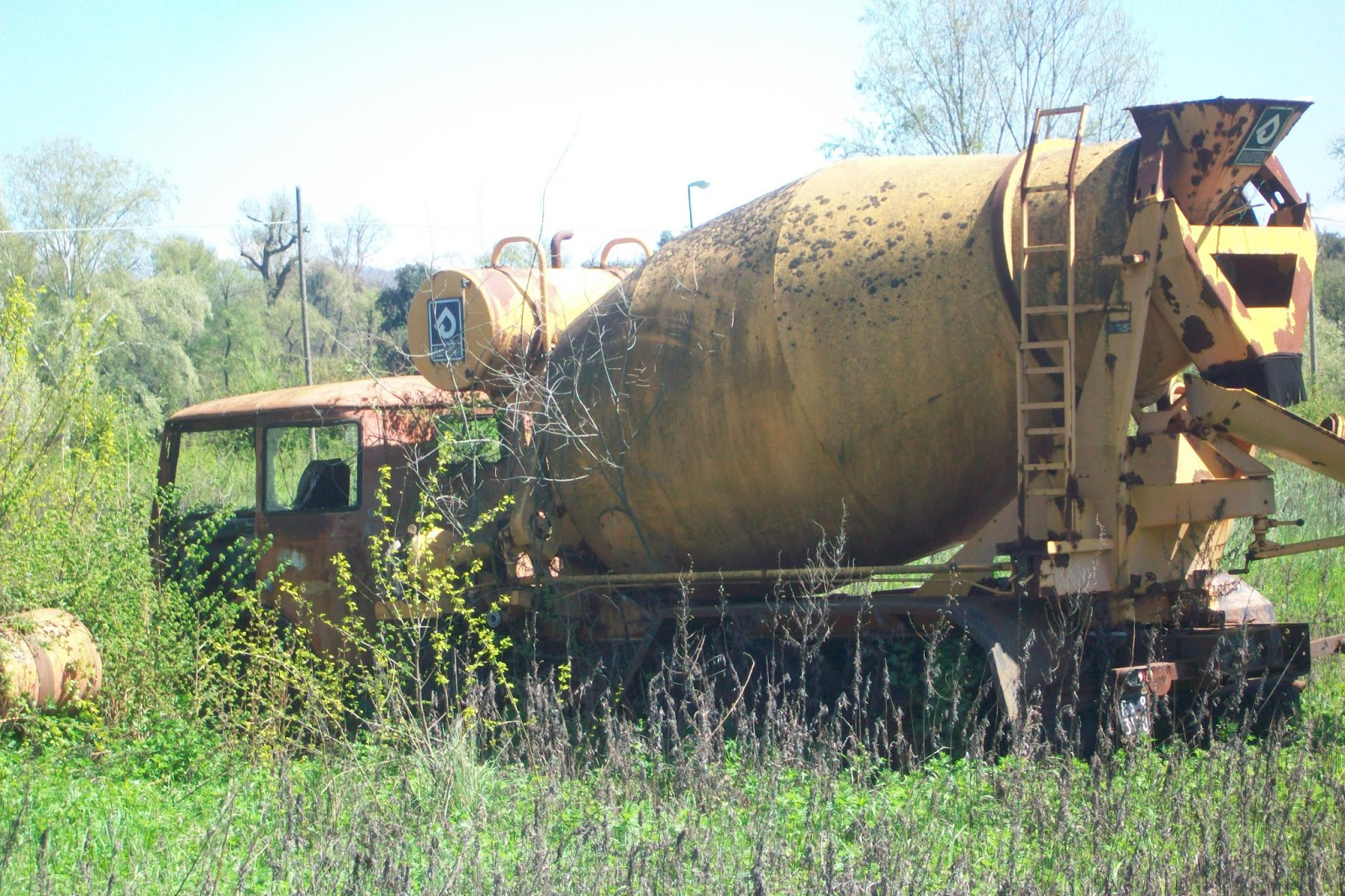 allestimento betoniere su camion Bietonfar