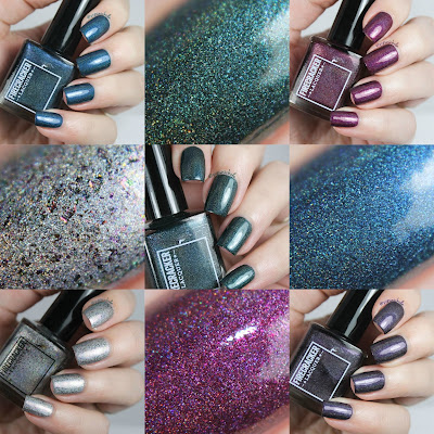 Firecracker Lacquer Deathly Holos Collection