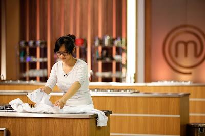Jiang deixou a competição no 17º episódio da segunda temporada do MasterChef - Divulgação