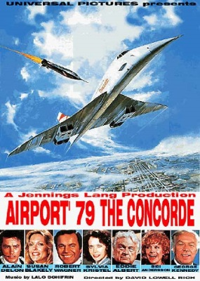 HK AND CULT FILM NEWS THE CONCORDEAIRPORT 79 Movie