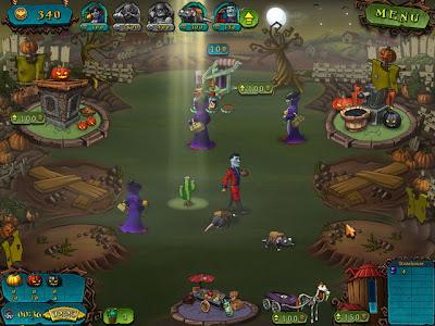 Vampires vs Zombies Pc
