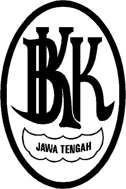 logo bkk jawa tengah bkk jateng download gratis