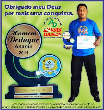 Homem destaque Ananin 2011
