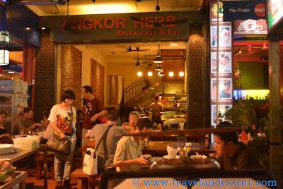 Angkor Herb Restaurant