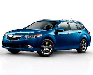 2012 Acura TSX Wagon