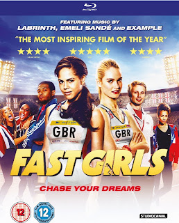 Fast Girls (2012) BluRay 720p 550Mb Free Movies