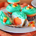 How To Make Boo! Jack O' Lantern Cupcakes