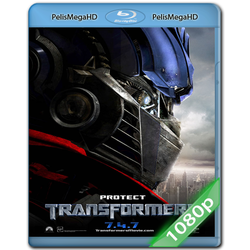 Transformers (2007) 1080P HD MKV ESPAÑOL LATINO