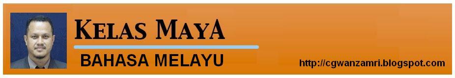 Kelas Maya Bahasa Melayu