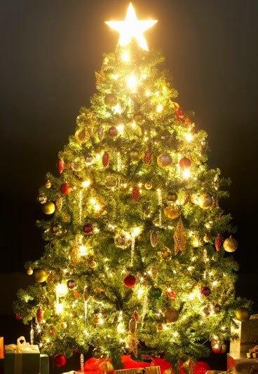 Confesiones de una friki noctambula proximas navidades - Luces arbol de navidad ...