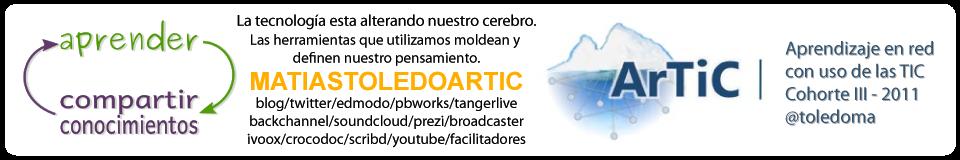 Matías Toledo Artic