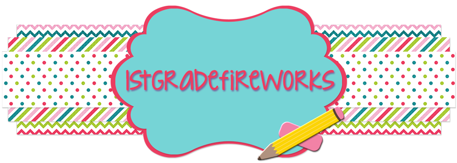 1st Grade Fireworks