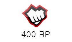 League of Legends 400 RP