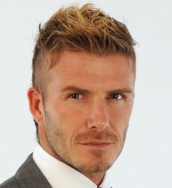 David Beckham Hairstyles 2014 2014 Trendy Haircuts f...