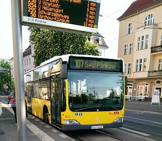Bus + S-Bahn: Anbindung des S-Bahnhofes Betriebsbahnhof Rummelsburg, aus Senat