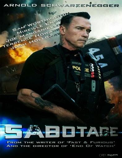 Ver Sabotage (2014) Online