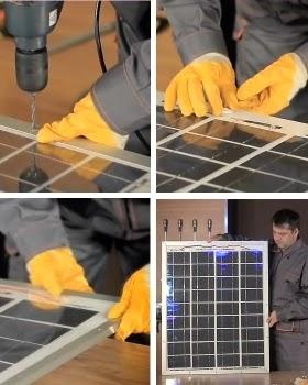 Solar Panel DIY