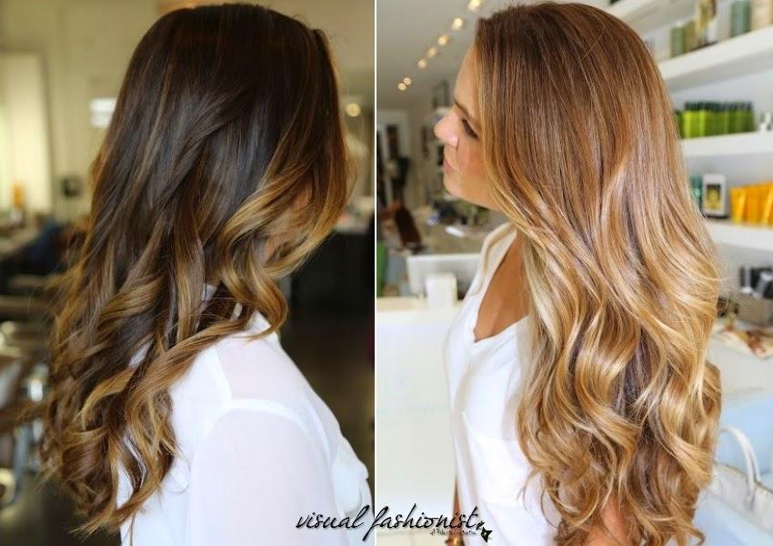 Tagli capelli lunghi con extension