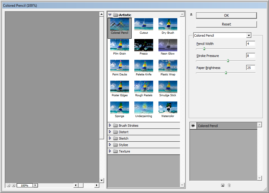 Munculkan Filter Hilang Pada Adobe Photoshop CS6
