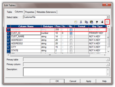 Dynamic File Name using Informatica mapping