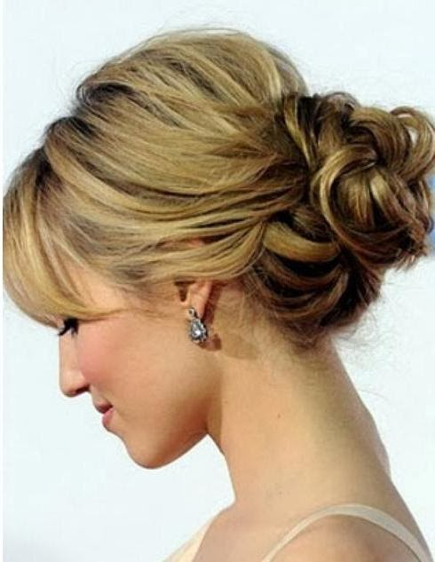 Cute Hairstyles Short Hair also Cute Short Hair Updo Hairstyles ...