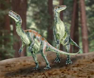 dinosaurios de america Guaibasaurus