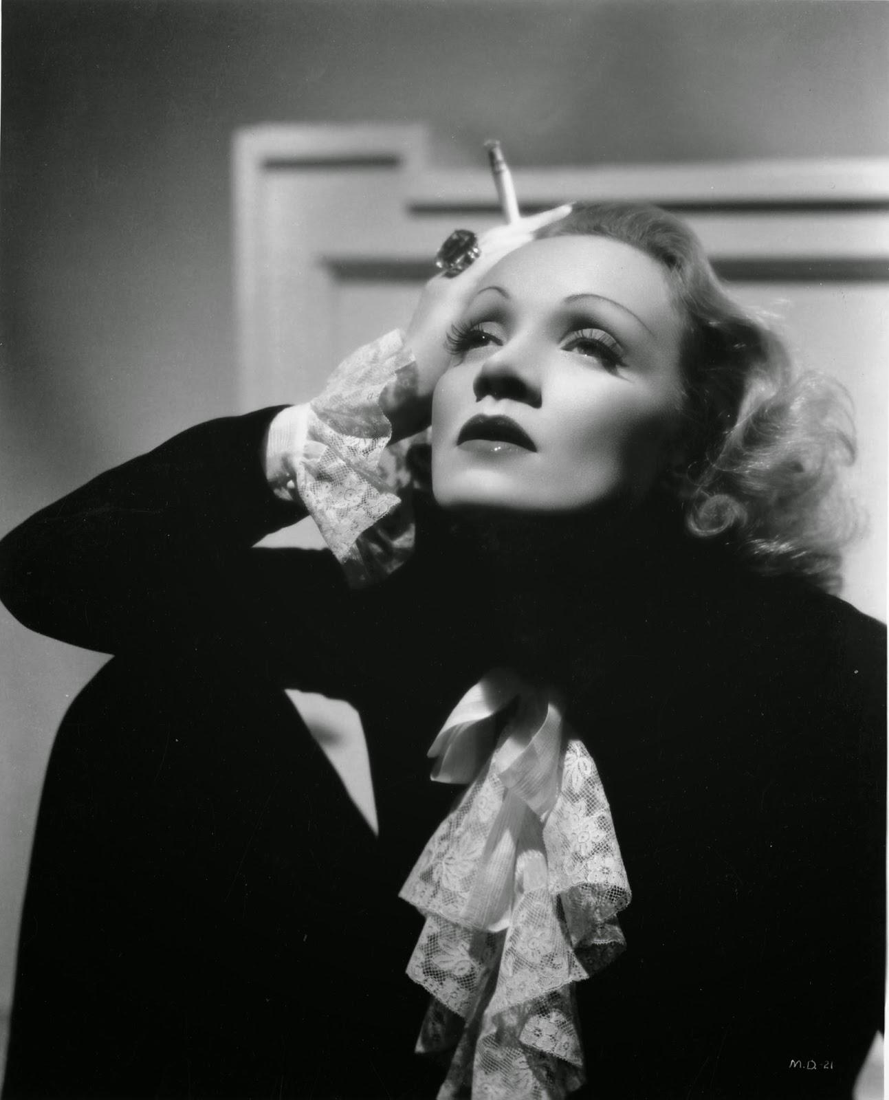 Dazzling Divas: Style Icon: Marlene Dietrich Style