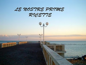 Raccolta: Le nostre prime ricette