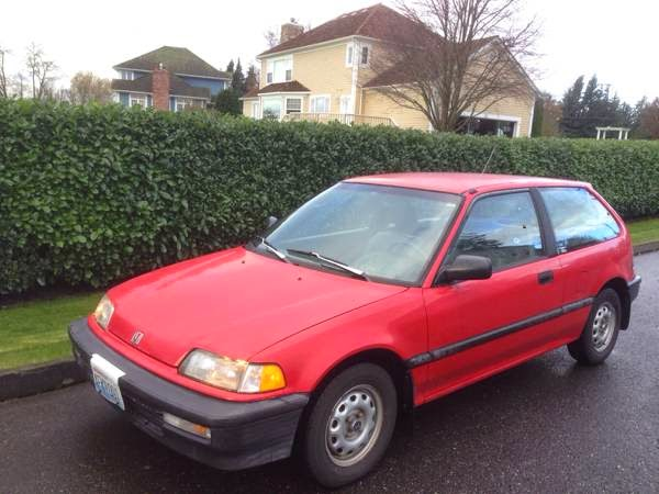 1990 Honda Civic Hatchback | Auto Restorationice