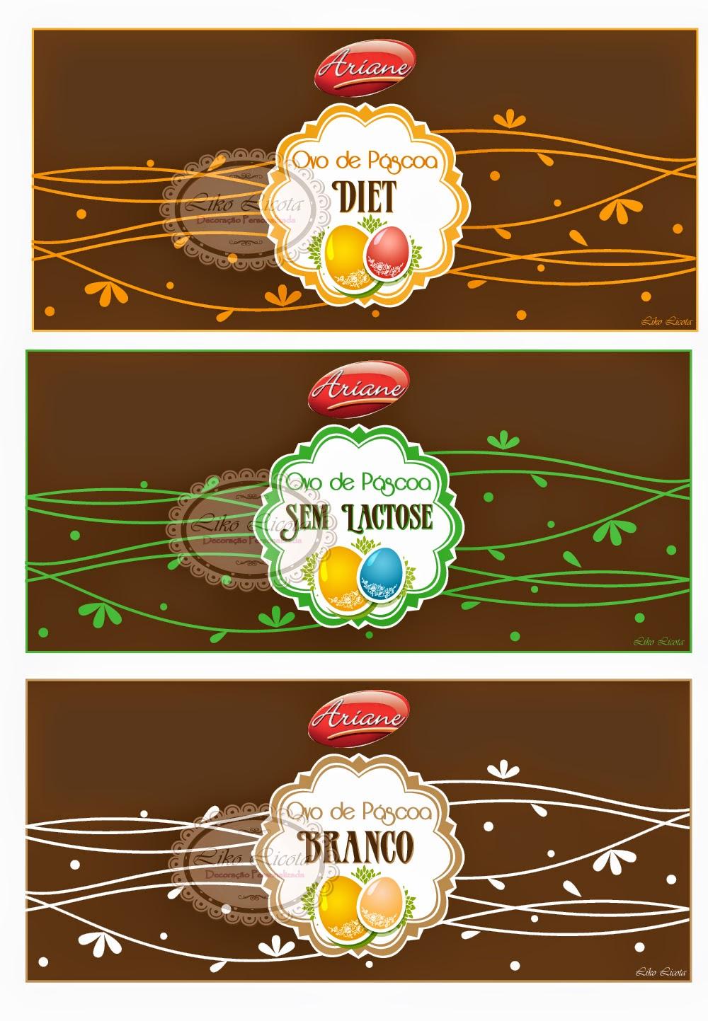 ovos de páscoa promoção