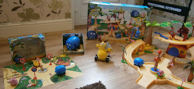 Jungle junction range of toys by flair