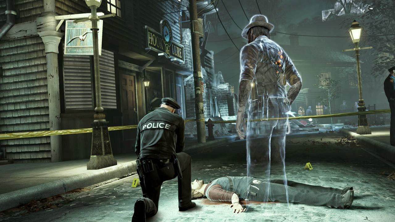 Murdered: Soul Suspect Gameplay
