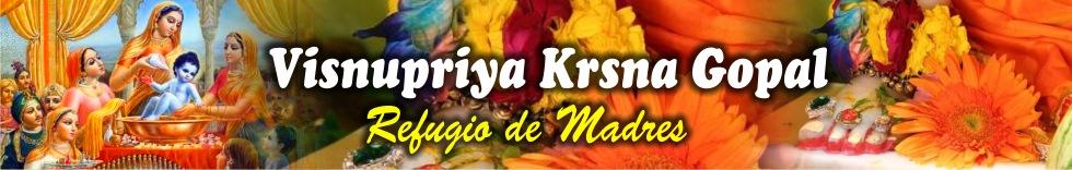 KRSNA GOPAL Visnupriya ashram