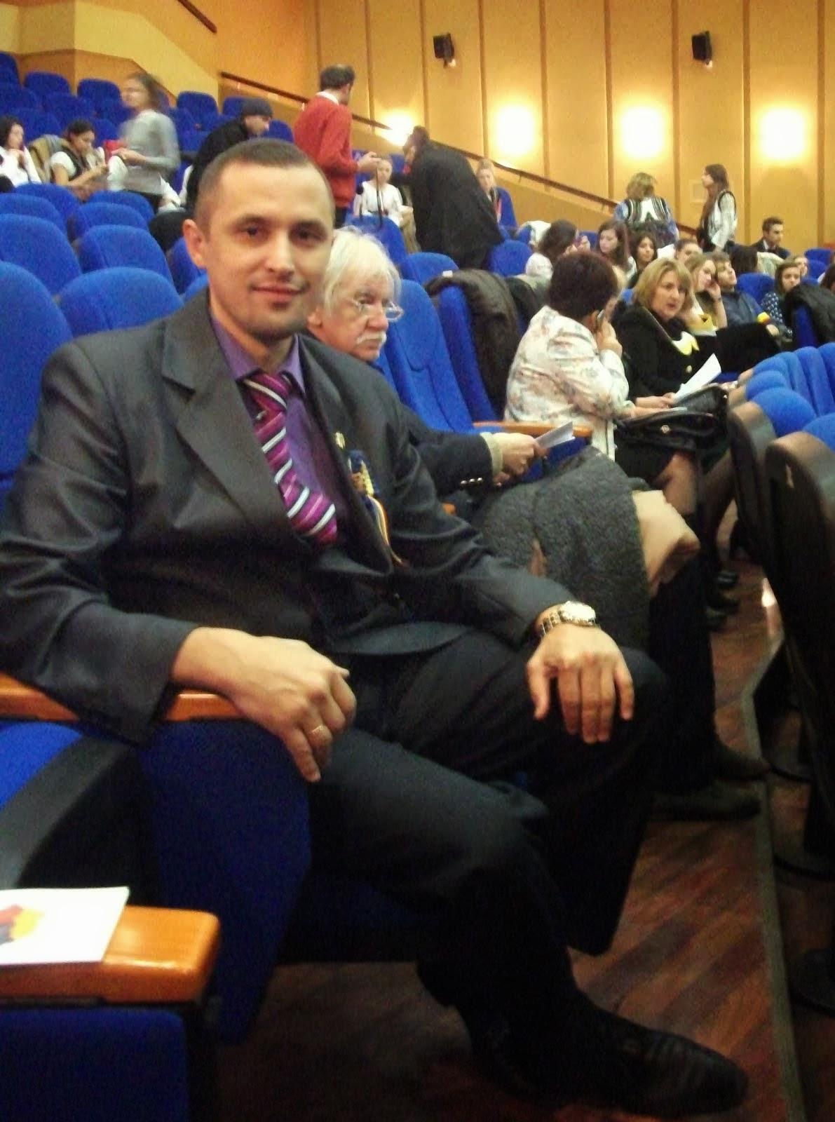 Aspecte de la conferinţa regională - 1 Decembrie - Ziua Naţională, 29.11.2013...
