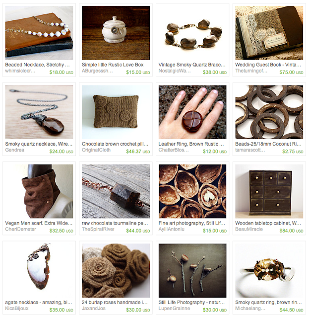 Hot Cocoa Inspired Gift Guide on Etsy #chocolate #cocoa #gifts