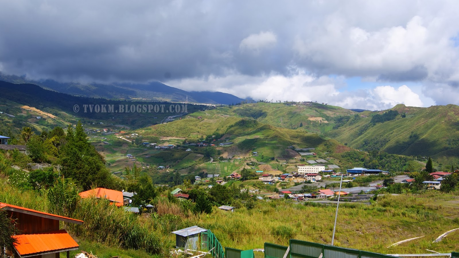 Views from Kundasang