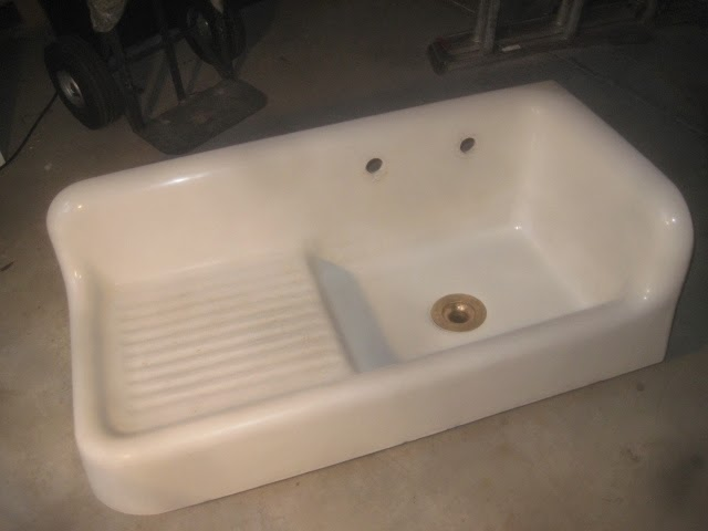 Victorian Antiquities and Design The Classic Farmhouse Sink And we have one