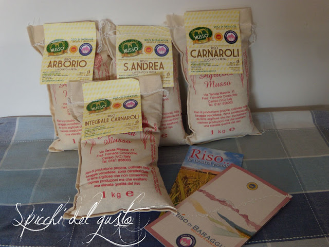 riso azienda agricola Musso